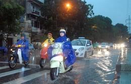 Dự báo Bắc Bộ có mưa to gây ngập úng trong 2 ngày cuối tuần