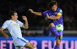 S.Hiroshima - Auckland City: Khai màn FIFA Club World Cup (17h45, VTV6)