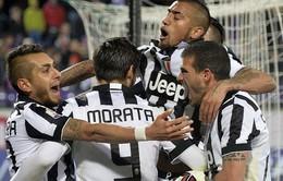 Ngược dòng ngoạn mục, Juventus vào chung kết Coppa Italia