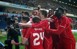 Coutinho cứu tinh, Liverpool chật vật vào bán kết FA Cup