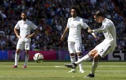 Real Madrid 3-0 Eibar: Kền kền ăn nhẹ trước derby Madrid