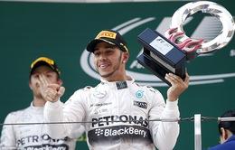 Chinese Grand Prix: Lewis Hamilton khẳng định sức mạnh