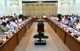 TP.HCM họp bàn tình hình KT-XH 6 tháng cuối năm