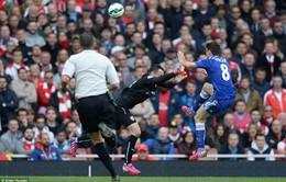 Chấm điểm Arsenal - Chelsea: Không bàn nhưng không nhạt