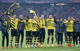 Thắng 2-0 ở loạt penalty, Dortmund phá vỡ mộng ăn ba của Bayern