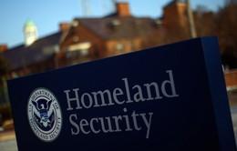 Bộ An ninh nội địa Mỹ được cấp ngân sách thêm một tuần