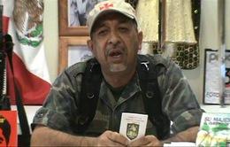 Mexico: Bắt giữ trùm ma túy khét tiếng