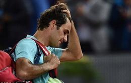 Madrid Open: Federer thua sốc, Nadal thẳng tiến vào vòng 3