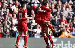Liverpool 1-3 Crystal Palace: Chia tay huyền thoại