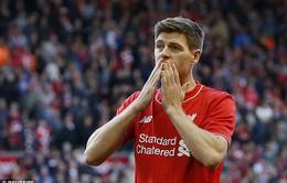Gerrard nghẹn ngào nói lời chia tay sân Anfield và CĐV Liverpool