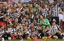 Juventus 2-1 Lazio: Bà đầm già giành Coppa Italiasau 20 năm