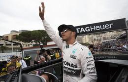F1 Monaco GP 2015: Lewis Hamilton giành Pole