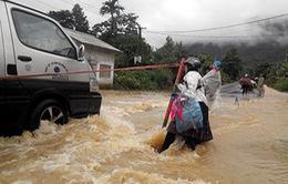 Các tỉnh Đông Bắc Bộ, Bắc Trung Bộ cần theo dõi chặt chẽ diễn biến mưa lũ, chủ động ứng phó
