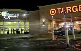 Thêm vụ xả súng tại trung tâm mua sắm ở Mỹ, 3 người bị thương