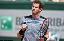 Pháp mở rộng 2015: Murray, Nishikori và Djokovic dễ dàng vào vòng 4