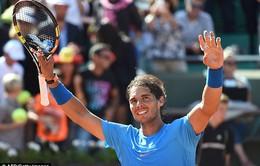 Pháp mở rộng 2015: Hủy diệt đối thủ, Rafael Nadal giành vé vào vòng 4