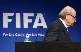 Sốc: Sepp Blatter tuyên bố từ chức Chủ tịch FIFA