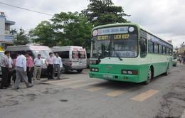 TP.HCM: Tăng chuyến xe buýt đến các điểm vui chơi 2/9
