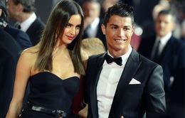 """C.Ronaldo và Irina Shayk chính thức """"đường ai nấy đi"""""""