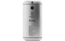 HTC One M8 xuất hiện phiên bản UEFA Champions League
