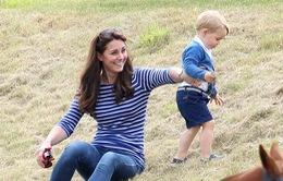 Ngắm phút giây bình dị của Công nương Kate và Hoàng tử bé