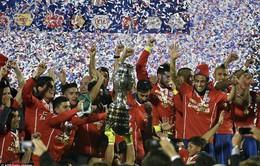 Copa America 2015: Argentina thất bại cay đắng trong loạt đá luân lưu