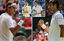 Chung kết Wimbledon 2015: Khó đoán vì quá cân bằng