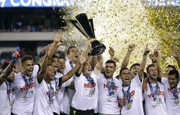 Đả bại Jamaica, Mexico vô địch Concacaf Gold Cup 2015