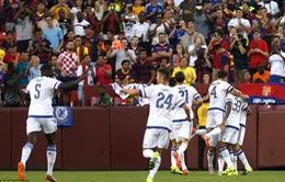 """ICC 2015: Chelsea """"bắn hạ"""" Barcelona trên loạt đá luân lưu"""