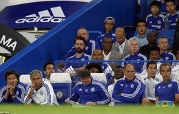 Chelsea 0 - 1 Fiorentina: Báo động đỏ cho Jose Mourinho