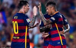 Những lý do để tin tưởng Neymar vượt mặt Si-Rô giành Quả bóng Vàng