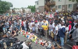 Mỹ: Tuần hành hòa bình tưởng niệm 1 năm vụ Ferguson