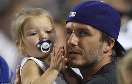 Beckham giận dữ vì bị chỉ trích không biết nuôi con