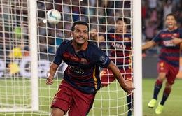 """""""Người hùng"""" Pedro xác nhận muốn rời Barcelona để đến Man Utd"""