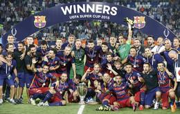 Barcelona đoạt Siêu cup châu Âu: Siêu điên rồ và siêu kịch tính