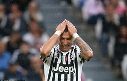 """Mở màn Serie A: Hàng loạt ông lớn """"ngã ngựa"""""""