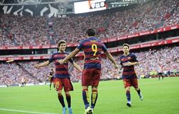 La Liga: Barcelona rửa hận thành công, Real Madrid khởi đầu thất vọng