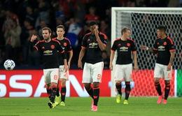 Thua ngược trước PSV, Man Utd khởi đầu thất vọng ở Champions League