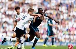"""Thua nhục Tottenham, HLV Man City """"đổ tại"""" trọng tài"""