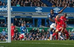 Ings gọi Lukaku trả lời, Everton buộc Liverpool chia điểm tại Goodison Park