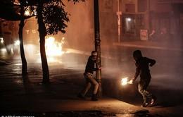 Biểu tình bùng nổ ở Thổ Nhĩ Kỳ sau vụ nổ bom kép tại Ankara