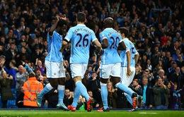 Vòng 4 Capital One Cup: Thành Manchester chia nửa buồn vui