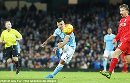 Những bàn thắng đẹp nhất vòng 13 Premier League: Vừa trở lại, Aguero lập ngay siêu phẩm