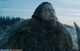 Leonardo Dicaprio hoang dại, ăn thịt sống trong phim mới