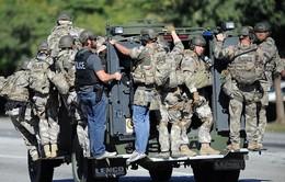 Xả súng kinh hoàng tại Mỹ: Thủ phạm trang bị vũ khí tối tân