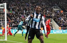 Newcastle chặn đứng mạch thăng hoa của Liverpool và Jurgen Klopp