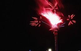 New Zealand tưng bừng chào đón năm mới