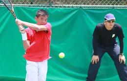 Hoàng Nam tiến gần tới top 1000 thế giới trên BXH ATP
