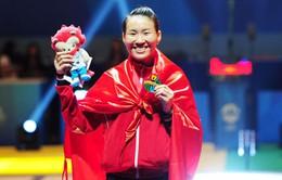 Bí quyết thành công của nhà vô địch đấu kiếm Trần Thị Len