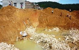 Quảng Nam: Tái bùng phát nạn khai thác vàng sa khoáng